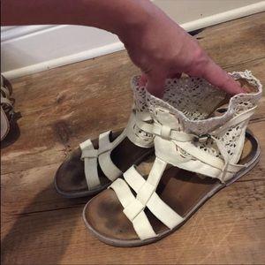 Free People Boho Sandals